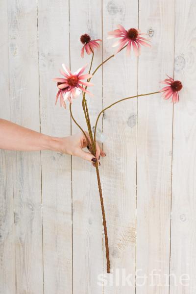 Kunstblume | Echinaceae | L: 79cm