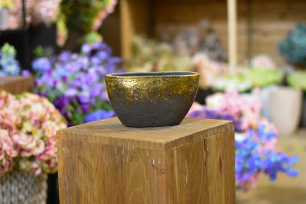 Keramik cachepot klein