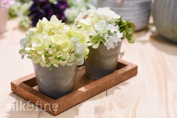 Blumenset Hortensien   silk&fine