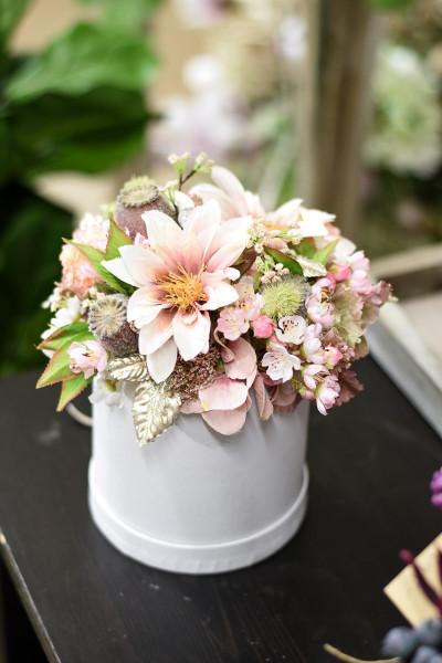 Kleine Blumenbox | silk&fine