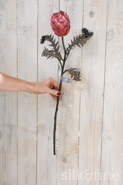 Kunstblume   Protea altrosa   L: 63cm